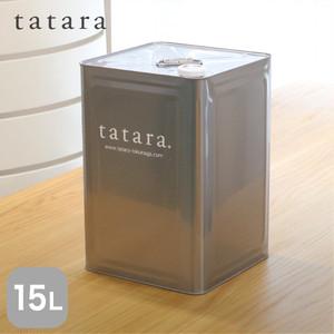 浸透性木部用仕上げ材 tatara撥水無機ウッド屋内ヤケ止め 15L