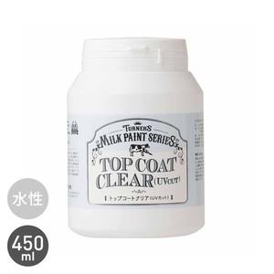 手垢汚れを保護 トップコートクリア 450ml