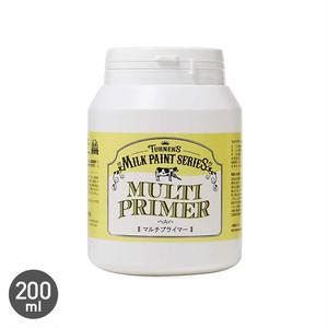 ミルクペイントシリーズ 塗装面への密着性を向上 マルチプライマー 200ml