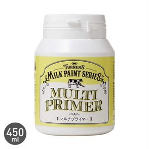 ミルクペイントシリーズ 塗装面への密着性を向上 マルチプライマー 450ml