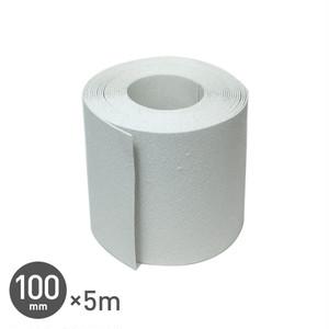 強力溶着式ラインテープ! ロードマーキング ライン 100mm×5m 白