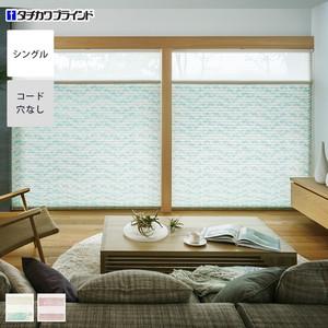 【制電】タチカワブラインド プリーツスクリーン フィーユ 標準・シングルタイプ ユメミ