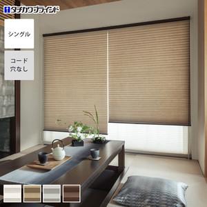 【はっ水】タチカワブラインド プリーツスクリーン フィーユ 標準・シングルタイプ セセラギ