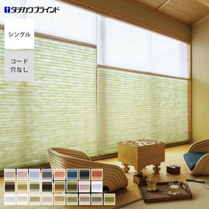 【制電】タチカワブラインド プリーツスクリーン フィーユ 標準・シングルタイプ ミズホ