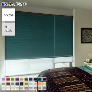 【遮光】タチカワブラインド プリーツスクリーン フィーユ 標準・シングルタイプ エブリ遮光