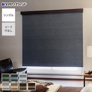 【遮光】タチカワブラインド プリーツスクリーン フィーユ 標準・シングルタイプ ヴォレ