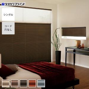【遮光】タチカワブラインド プリーツスクリーン フィーユ 標準・シングルタイプ ノッテ
