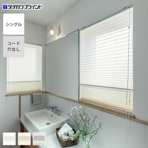 【はっ水】タチカワブラインド プリーツスクリーン フィーユ 標準・シングルタイプ リペル