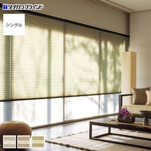 【広幅】タチカワブラインド プリーツスクリーン ペルレ25 シングルタイプ シラベ