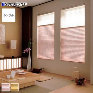 タチカワブラインド プリーツスクリーン ペルレ25 シングルタイプ ハナゴロモ