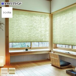 【制電・広幅】タチカワブラインド プリーツスクリーン ペルレ25 シングルタイプ ミカゲ