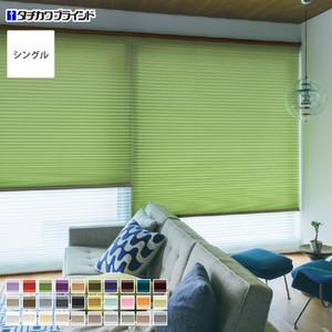 【広幅】タチカワブラインド プリーツスクリーン ペルレ25 シングルタイプ エブリ