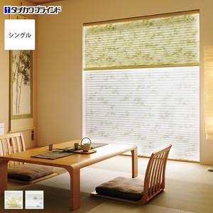 タチカワブラインド プリーツスクリーン ペルレ25 シングルタイプ 薄葉(うすよう)