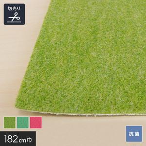 床のDIY パンチカーペット サニーエース 182cm巾【切売】