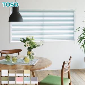 TOSO 調光ロールスクリーン ビジック コルトライン