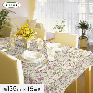 明和グラビア テーブルクロス ビニール製 MGOXシリーズ 135cm幅×15m巻 MGOX-103