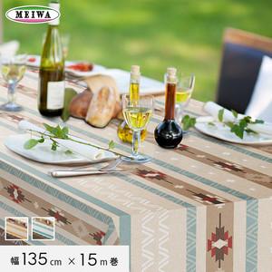 明和グラビア ビニール製 テーブルクロス MGOXシリーズ 135cm幅×15m巻 MGOX-105