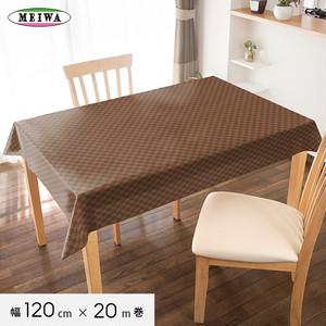明和グラビア ビニール製 テーブルクロス ニューファブリッククロス 120cm幅×20m巻 NFC-118