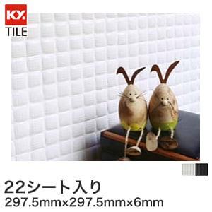 KYタイル 内装・装飾タイル プリズム 25角 22枚入