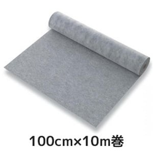 活力炭不織布シート KT-NR 1000mm×10m巻