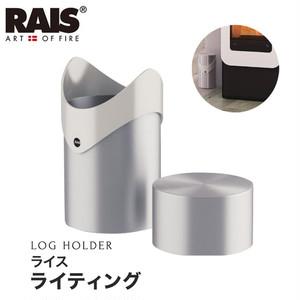 【ログホルダー】 ライス ライティング