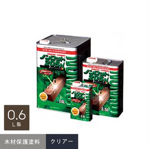 ノンロットZクリアーll 0.6L缶